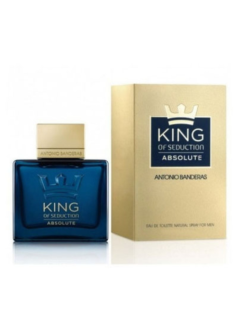 ANTONIO BANDERAS KING OF SEDUCTION ABSOLUTE EDT 30...