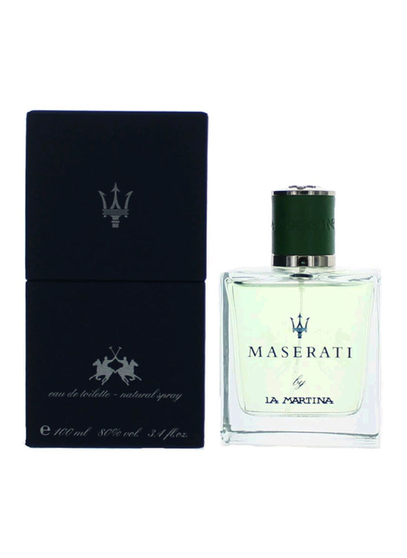 LA MARTINA BY MASERATI EDT M 100ML