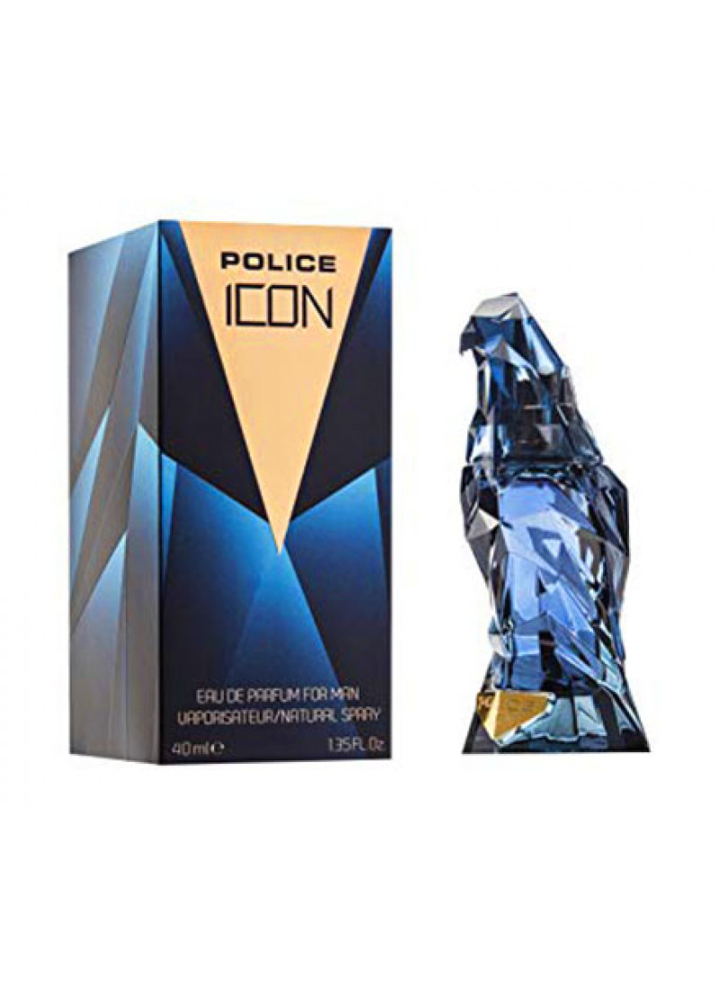 POLICE ICON EDP M VAPO 40ML