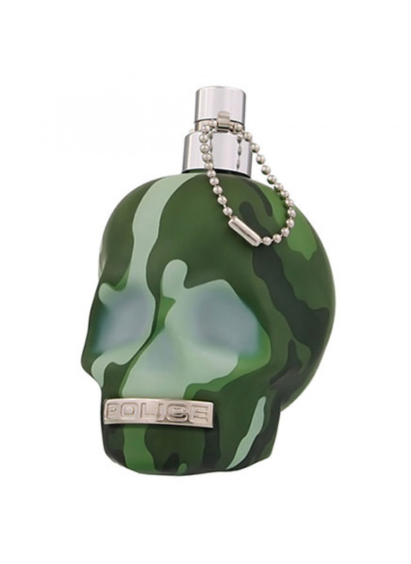 POLICE TO BE CAMOUFLAGE EDT M 75ML