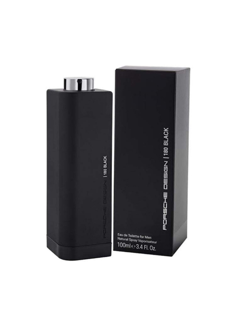 PORSCHE DESIGN 180 BLACK EDT 100 ML
