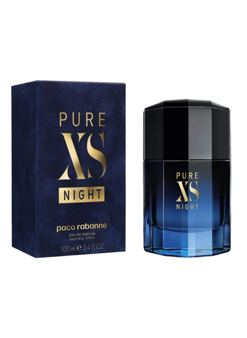 PR PURE XS NIGHT EDP 100ML