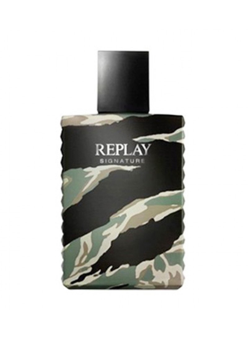 REPLAY SIGNATURE EDT M 100ML