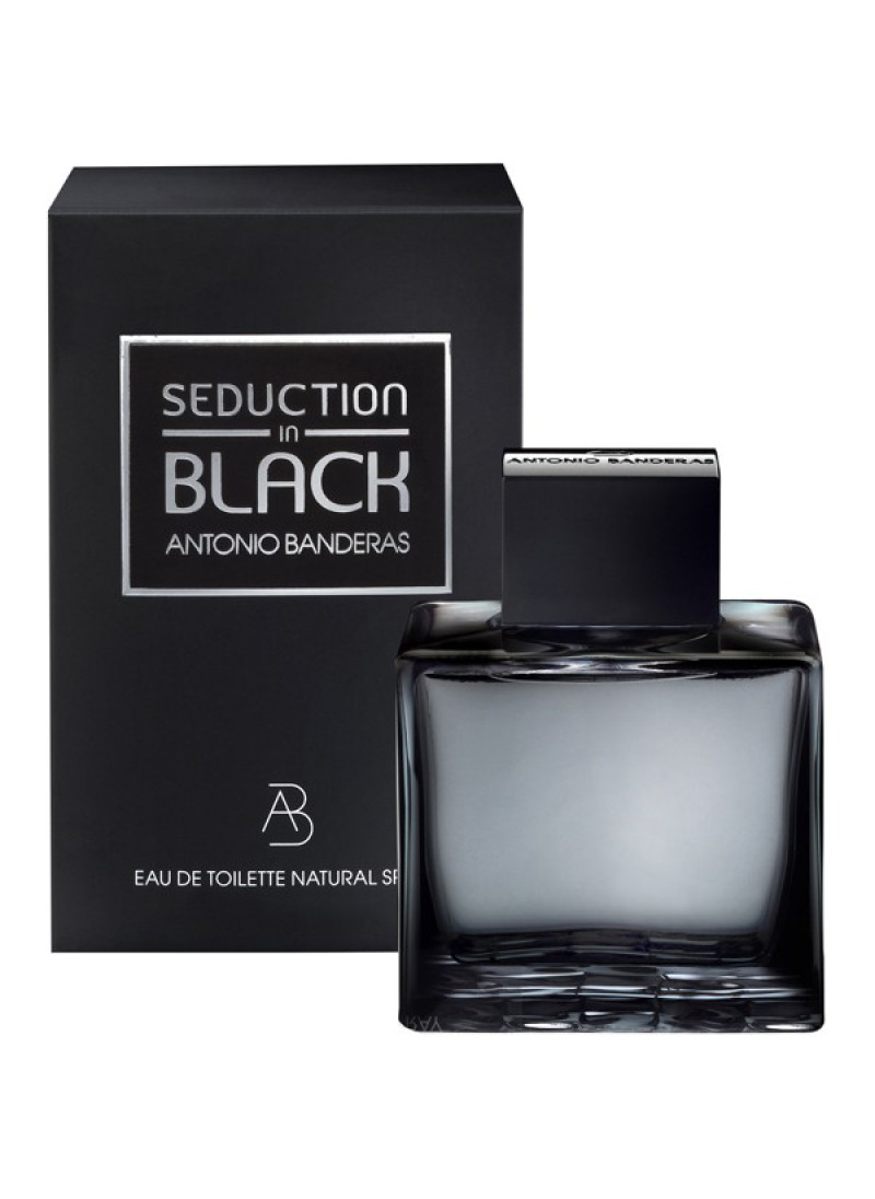 ANTONIO BANDERAS SEDUCTION IN BLACK M EDT 100ML