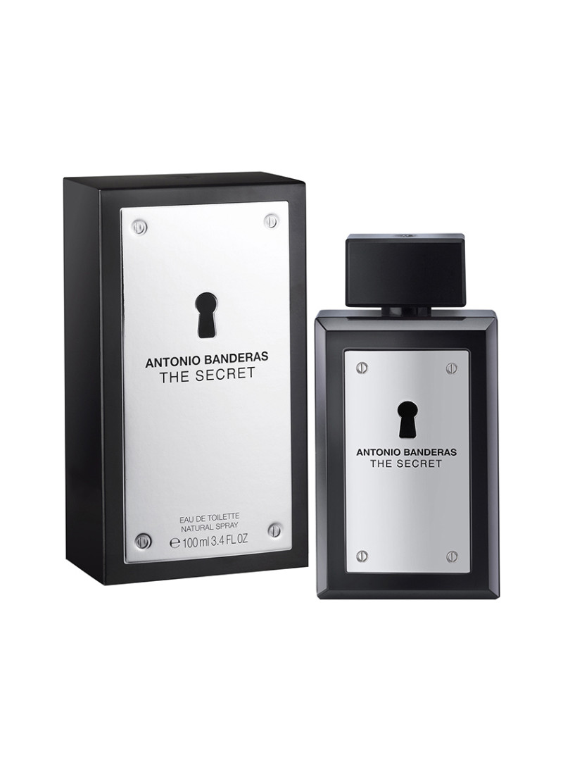 ANTONIO BANDERAS THE SECRET M EDT 100ML