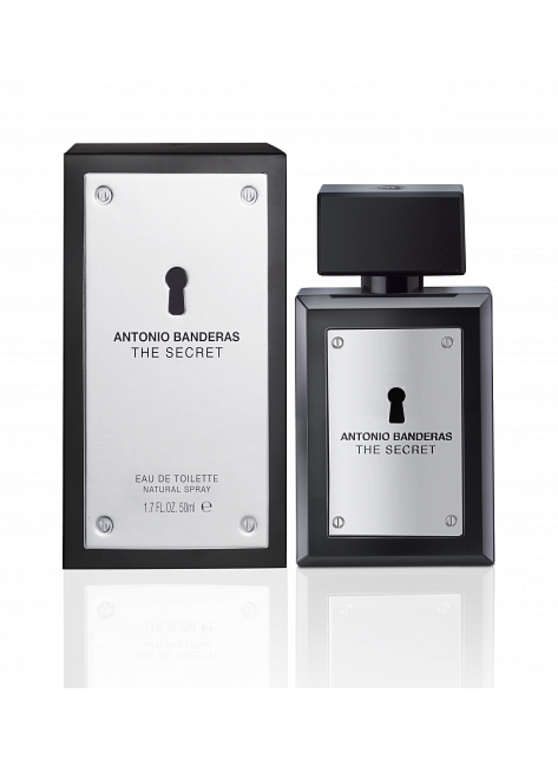 ANTONIO BANDERAS THE SECRET M EDT 50ML