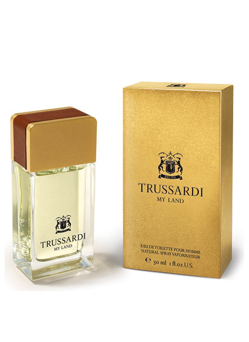 TRUSSARDI MY LAND EDT M 3OML