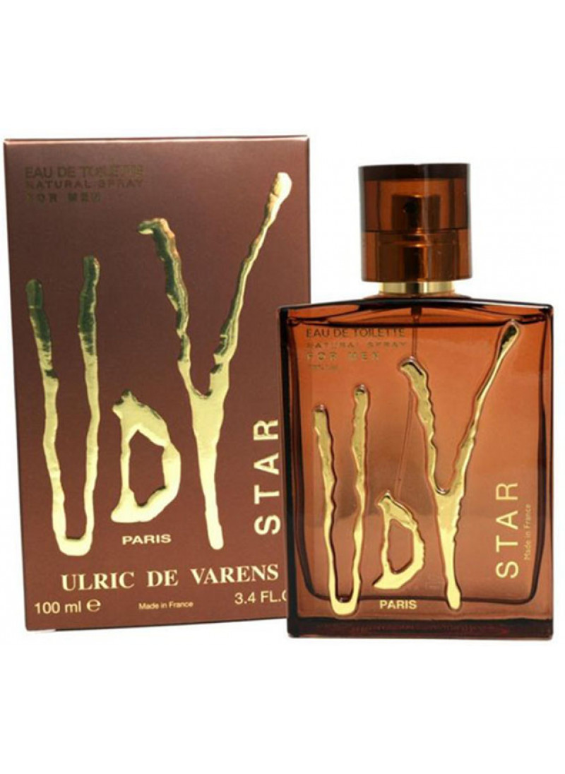 ULRIC DE VARENS UDV STAR EDT 100ML