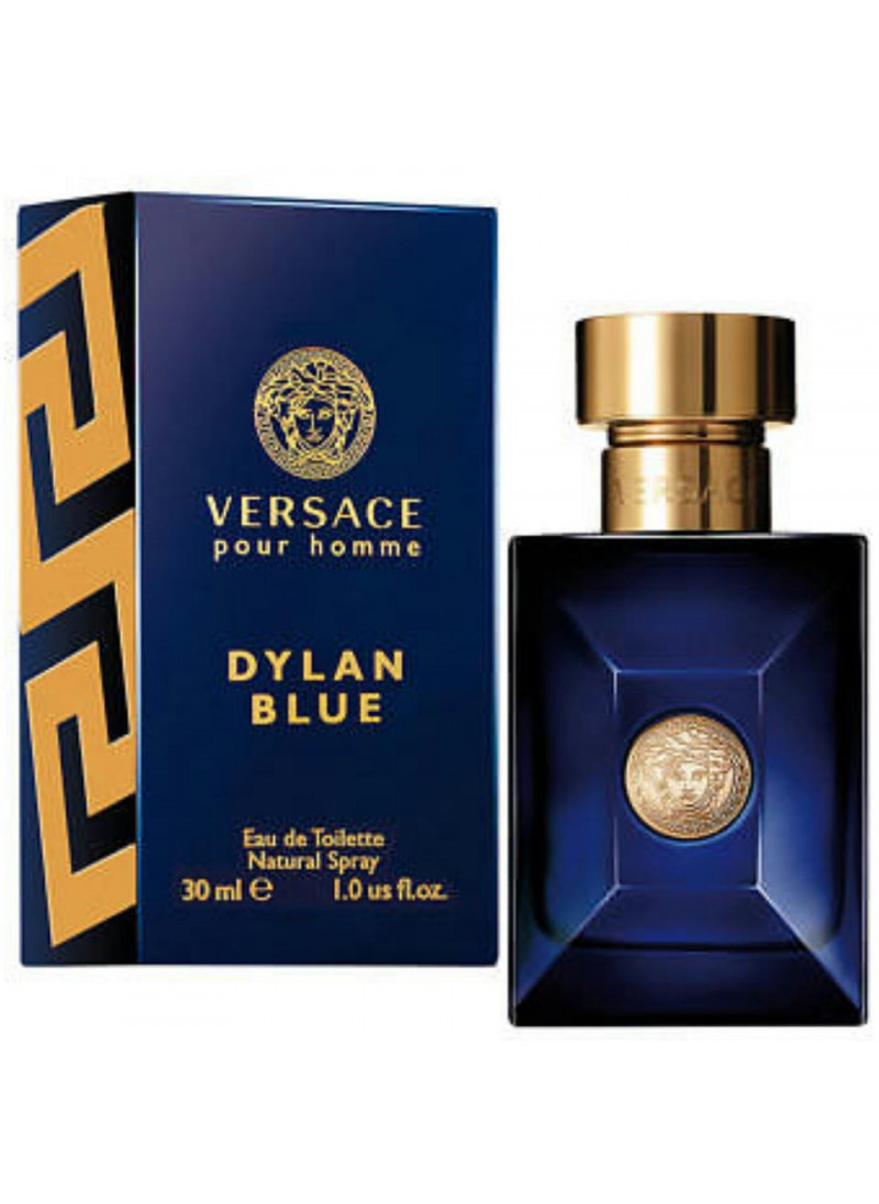 VERSACE DYLAN BLUE EDT M 30ML