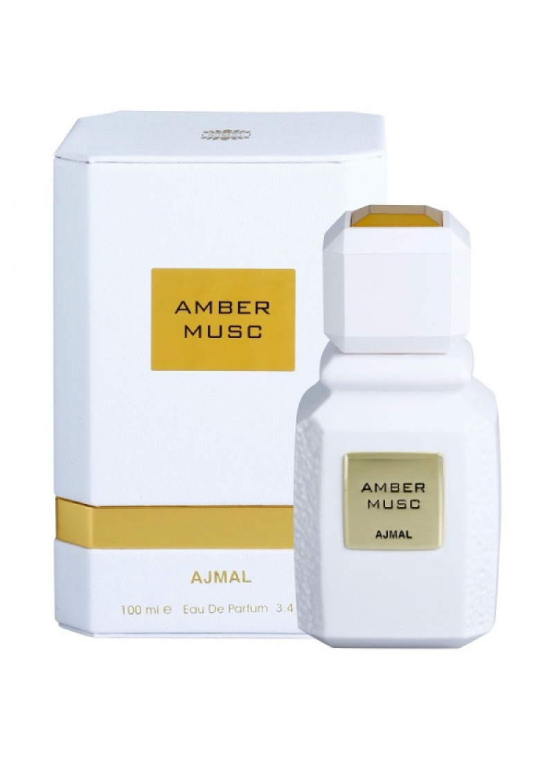 AJMAL AMBER MUSC EDP UNISEX 100ML