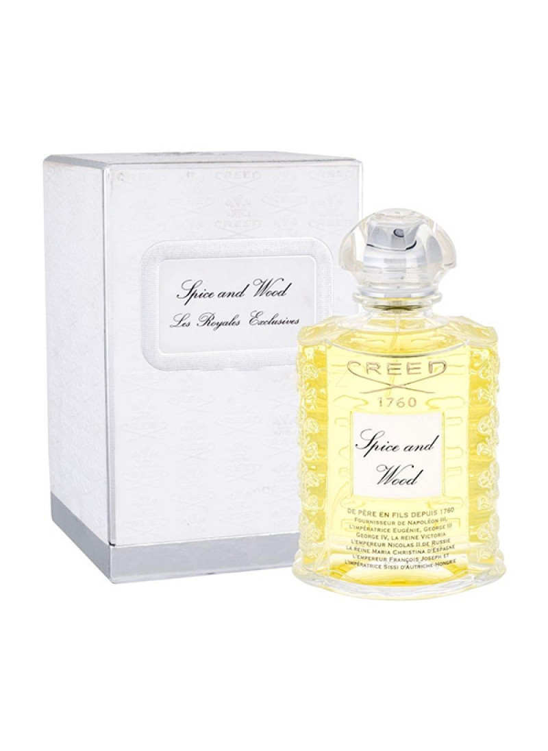 CREED LES ROYALES EXCLUSIVES SPICE AND WOOD EDP UN...