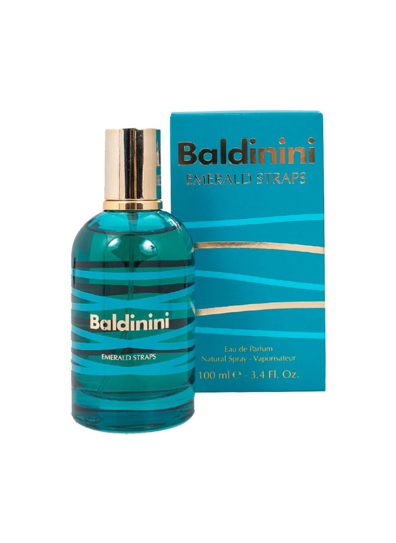 BALDININI EMERALD STRAPS UNISEX EDP 100ML