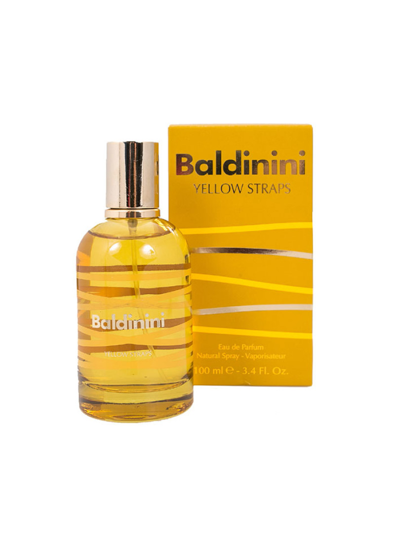 BALDININI YELLOW STRAPS UNISEX EDP 100ML