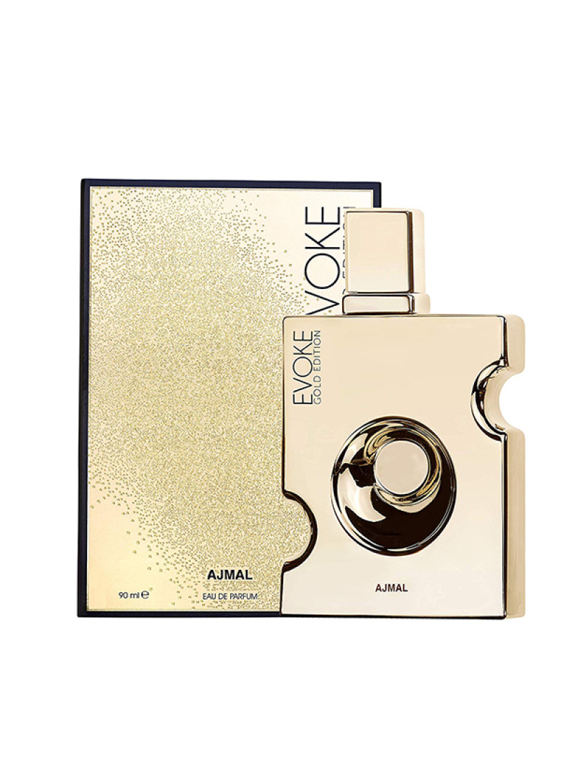 AJMAL EVOKE GOLD EDP M  90ML