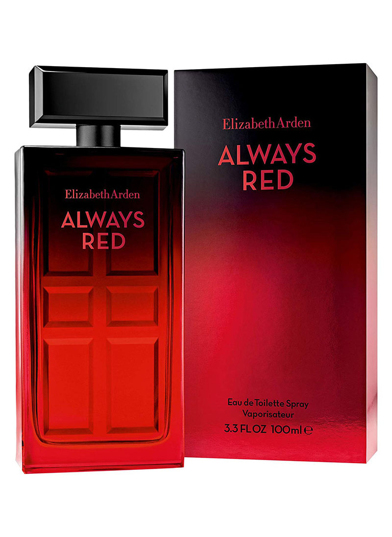 ELIZABETH ARDEN ALWAYS RED L EDT 100ML
