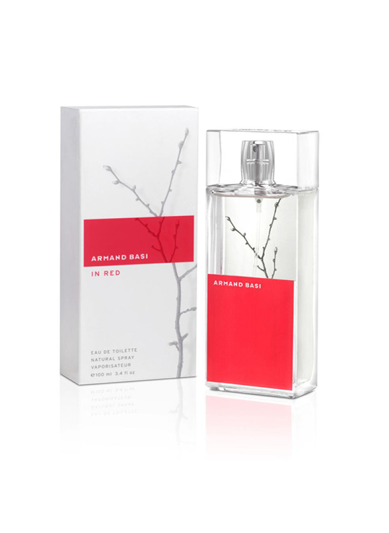 ARMAND BASI IN RED EDT L 100ML