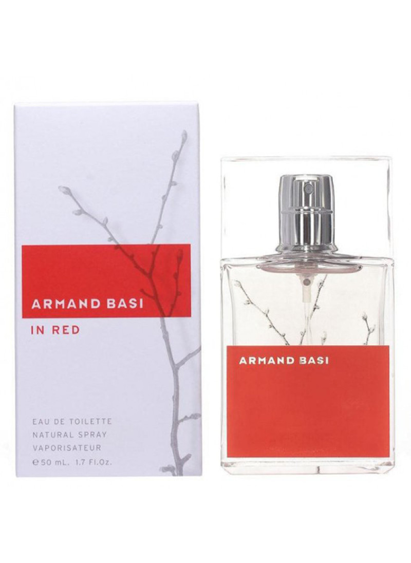 ARMAND BASI IN RED EDT L 50ML