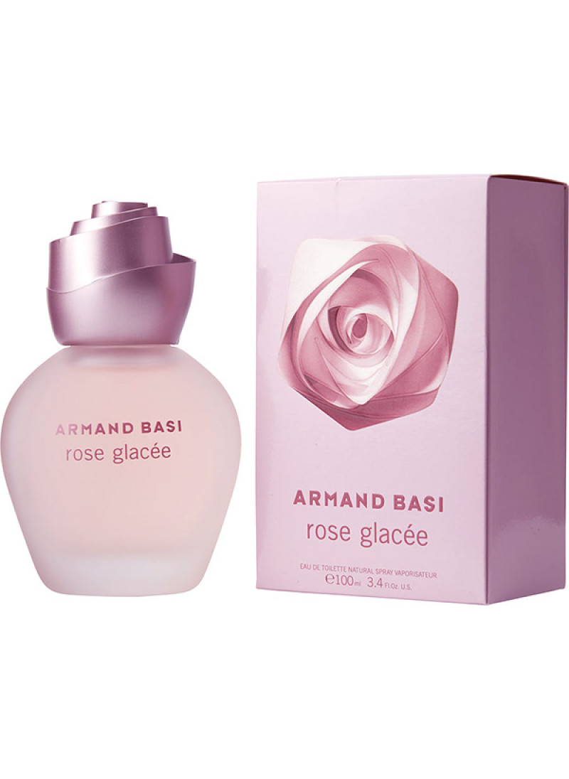 ARMAND BASI ROSE GLACEE EDT L 100ML