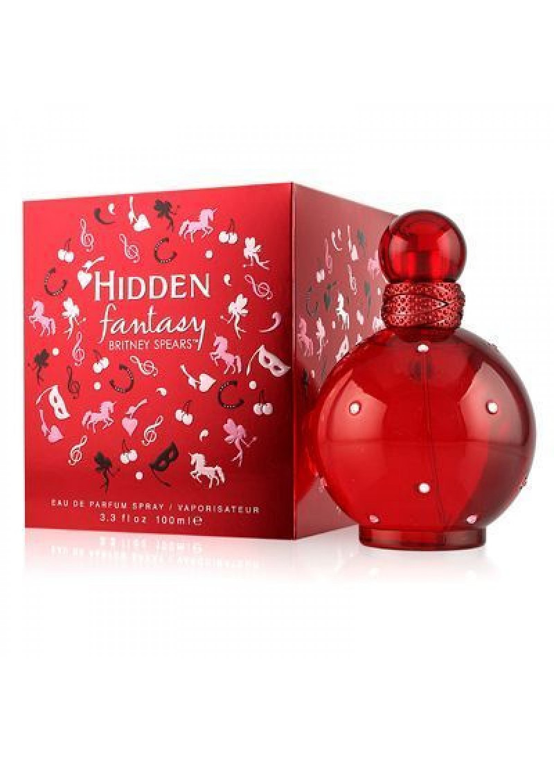 BRITNEY SPEARS HIDDEN FANTASY L EDP 100ML