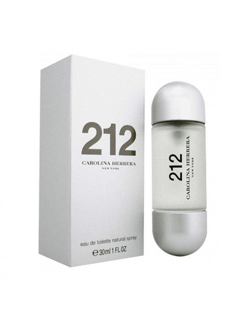 CAROLINA HERRERA CH 212 EDT L 30ML