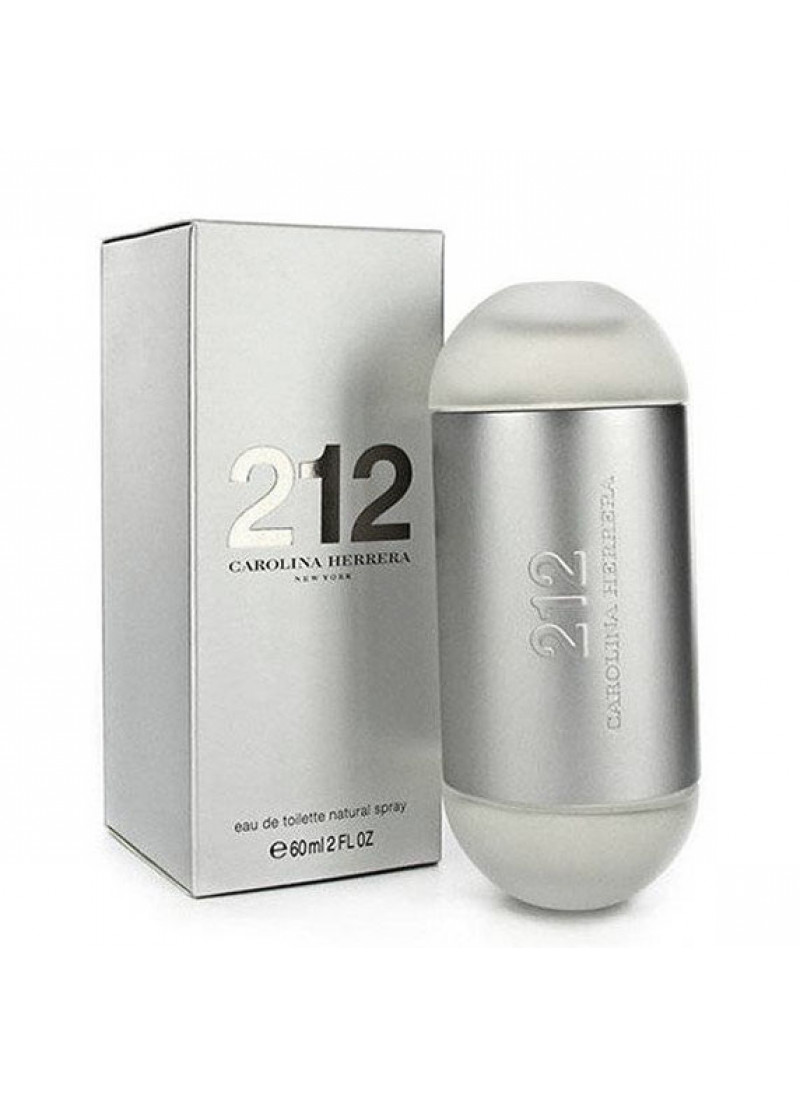 CAROLINA HERRERA CH 212 EDT L 60ML