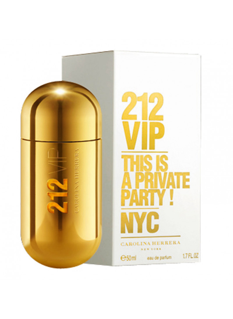 CAROLINA HERRERA CH 212 VIP EDP L 50ML