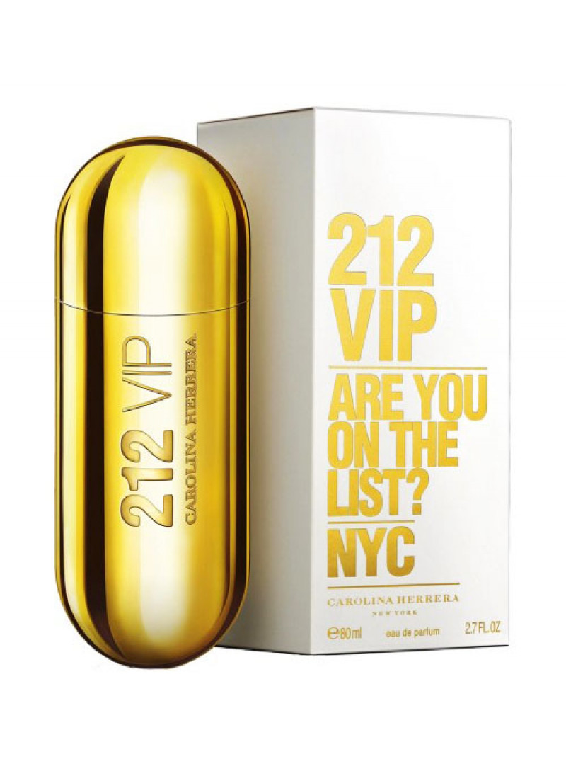 CAROLINA HERRERA CH 212 VIP L EDP 80ML