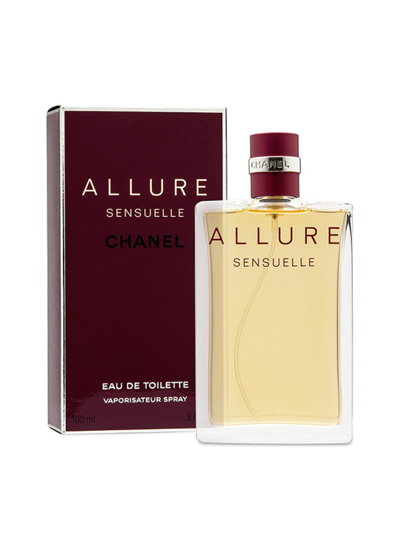 CHANEL ALLURE SENSUELLE EDT VAPO 100ML