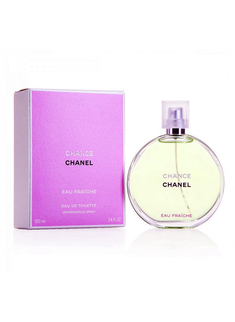 CHANEL CHANCE EAU FRAICHE EDT L 100ML