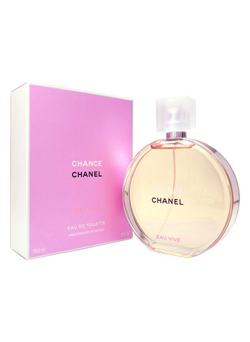 CHANEL CHANCE EAU VIVE EDT L 150ML