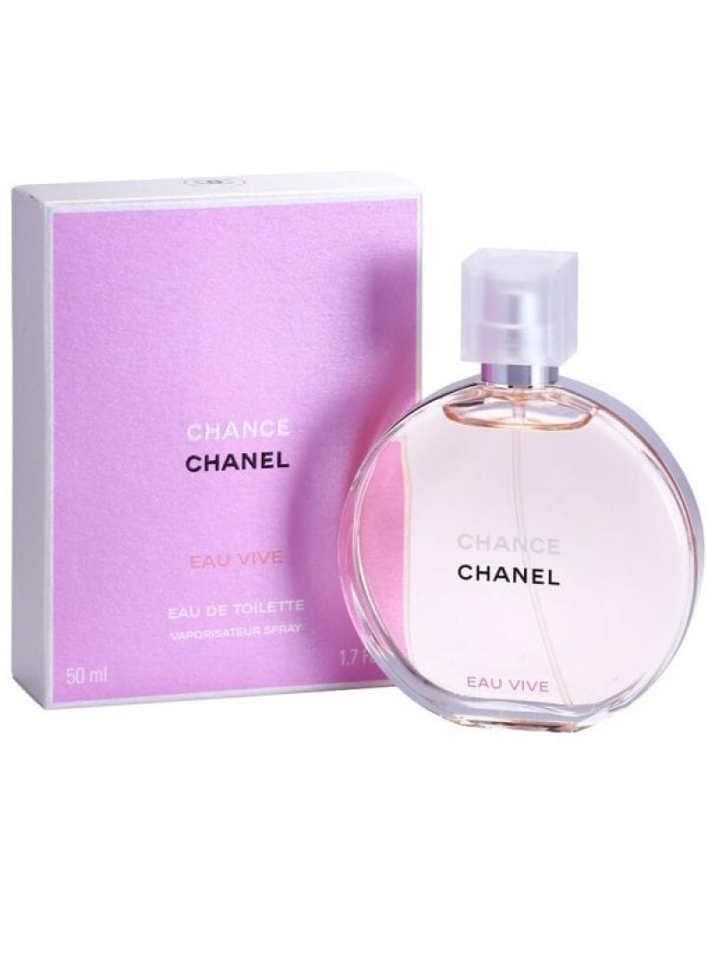 CHANEL CHANCE EAU VIVE EDT L 50ML