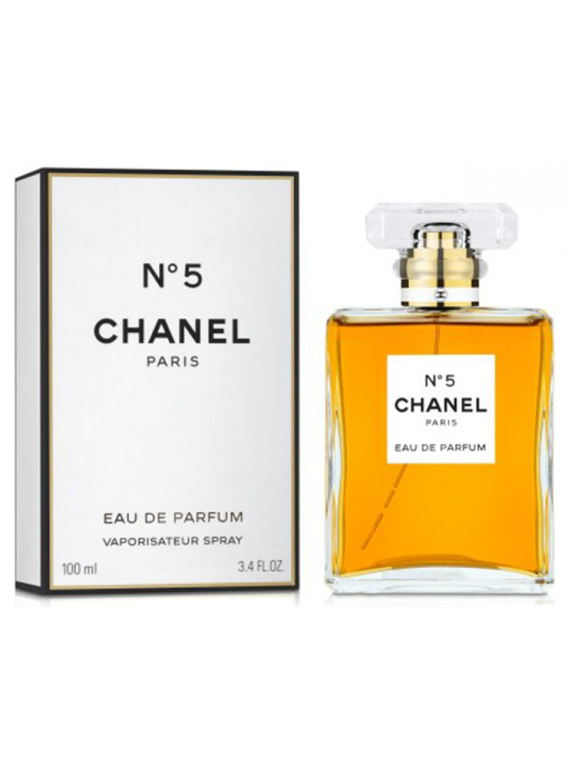 CHANEL N5 EDP VAPO 100ML