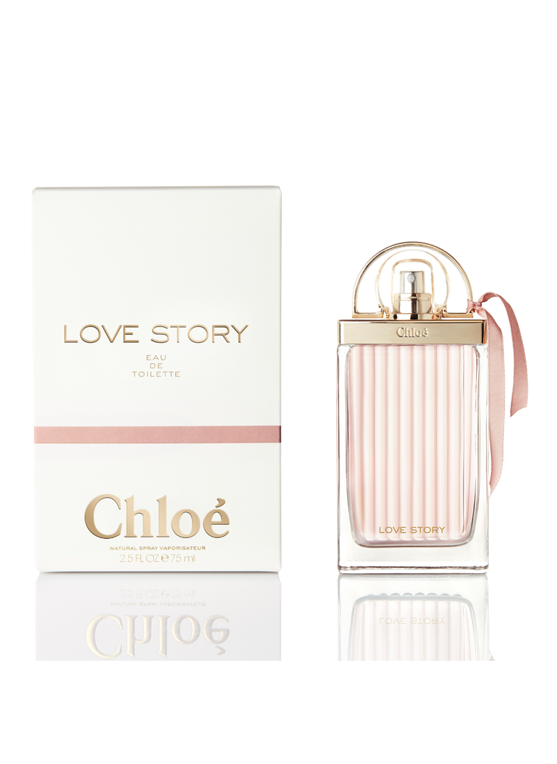 CHLOE LOVE STORY EDT 75ML