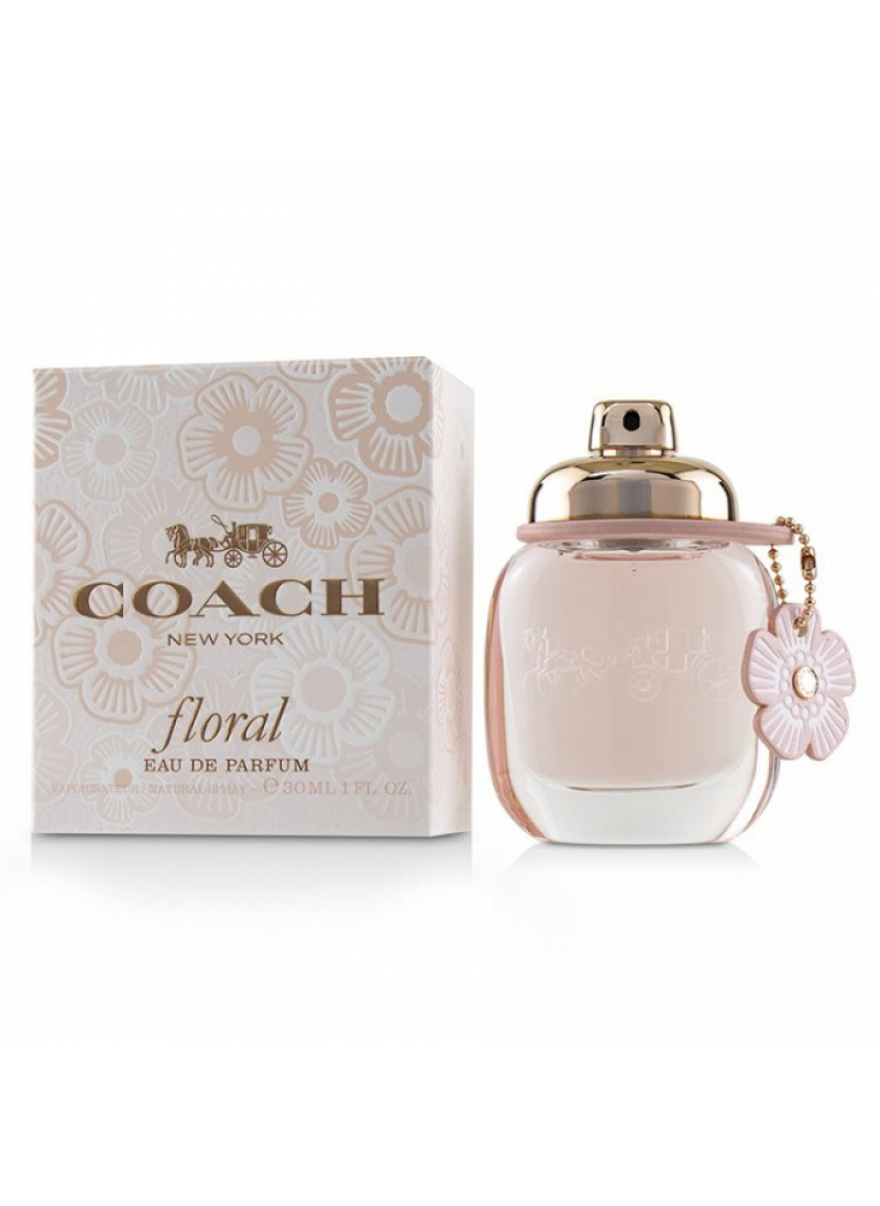COACH NEW YORK FLORAL EDP 30ML