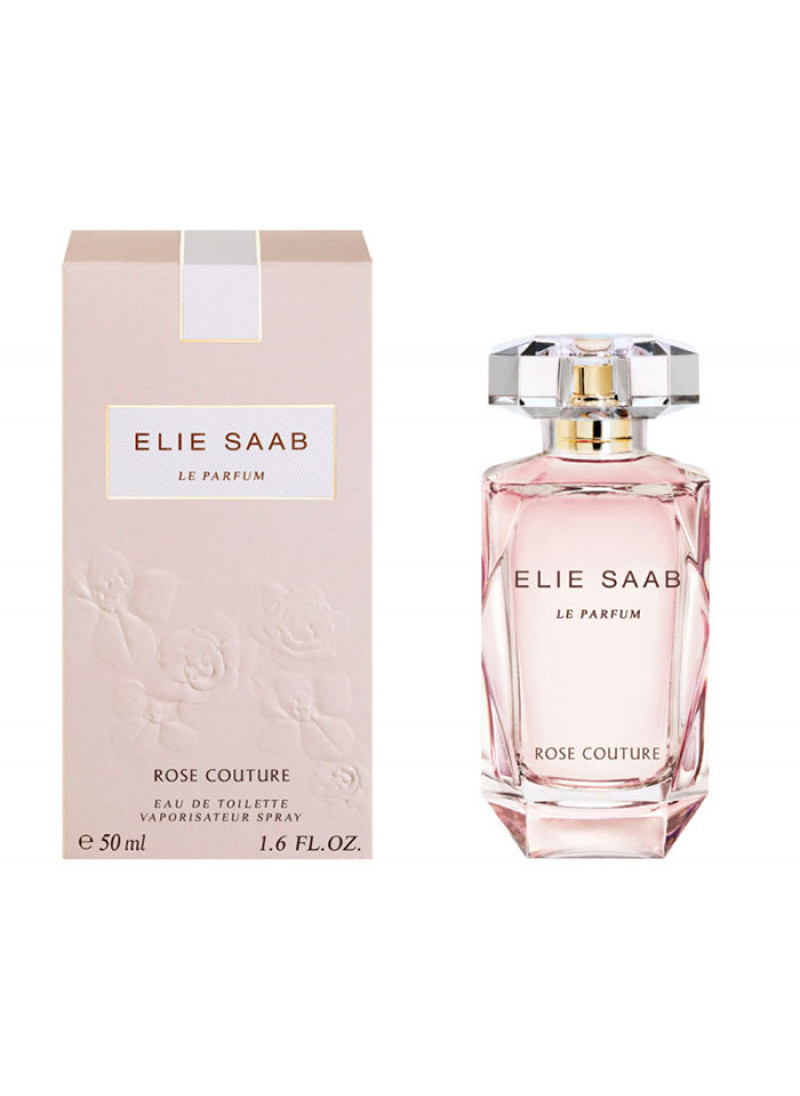 ELIE SAAB ROSE COUTURE L EDT 50ML