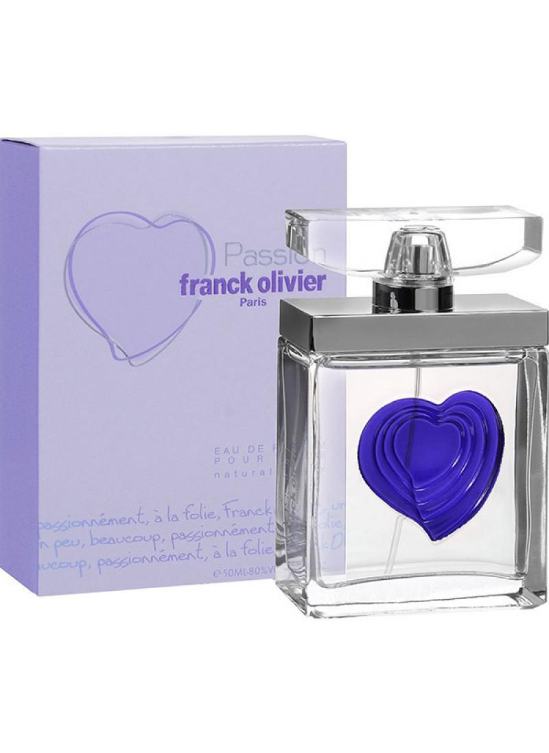 FRANCK OLIVIER FO PASSION EDP L 50ML