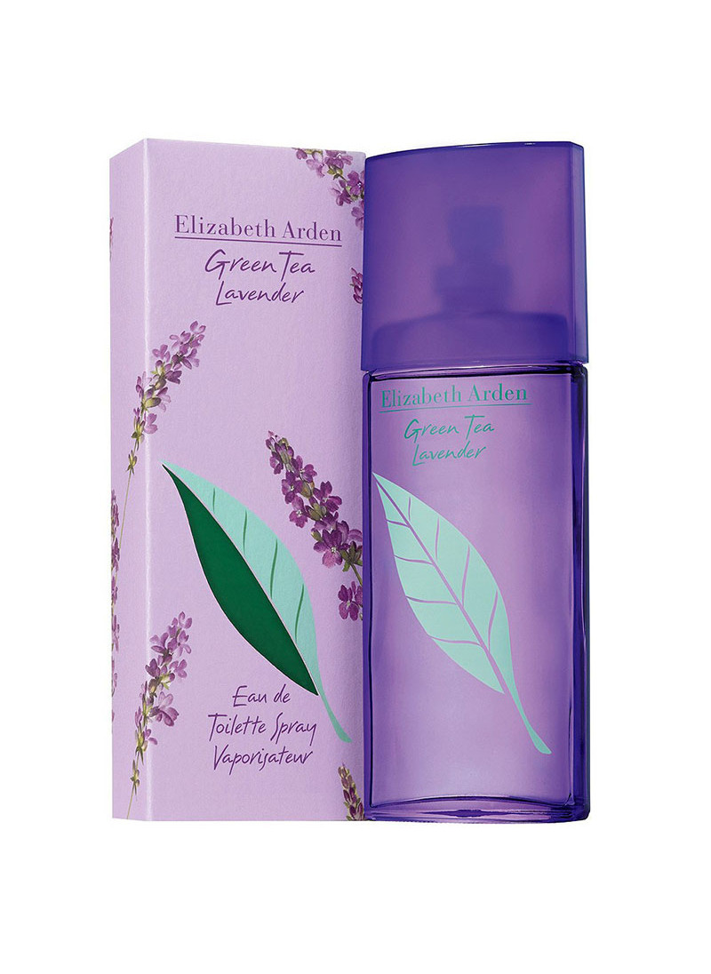 ELIZABETH ARDEN GREEN TEA LAVENDER L EDT 100ML