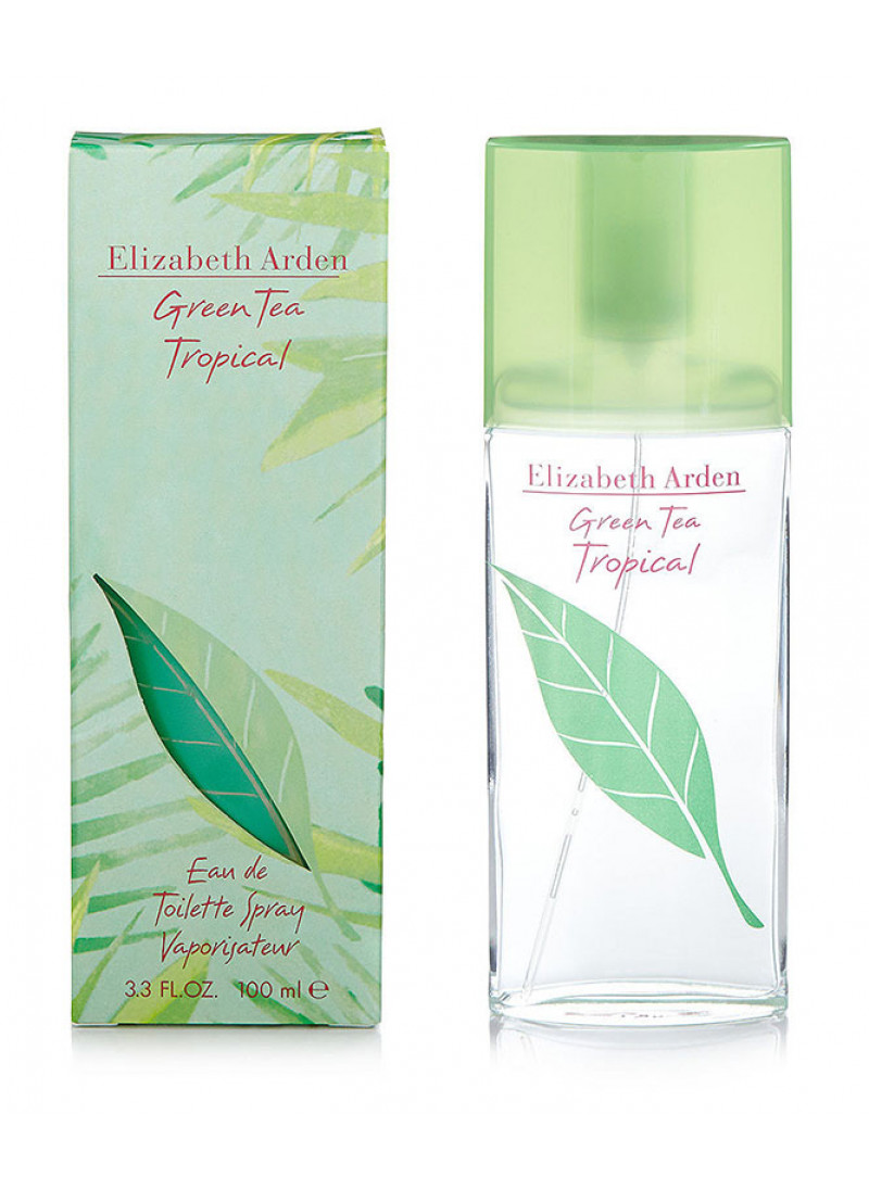 ELIZABETH ARDEN GREEN TEA TROPICAL L EDT 100ML