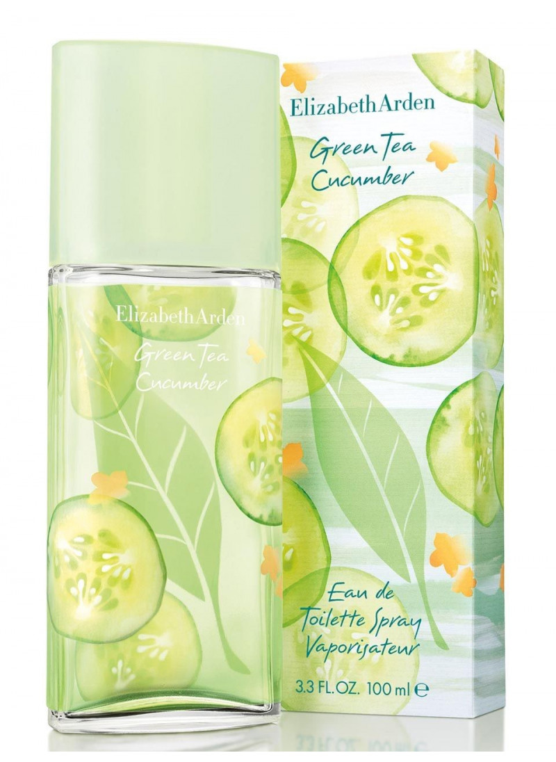 ELIZABETH ARDEN GREEN TEA CUCUMBER L EDT 100ML