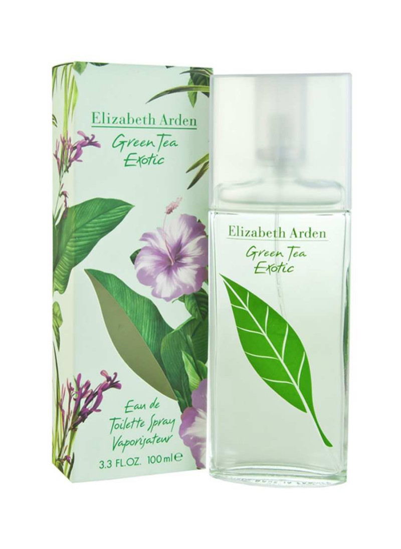 ELIZABETH ARDEN GREEN TEA EXOTIC L EDT 100ML