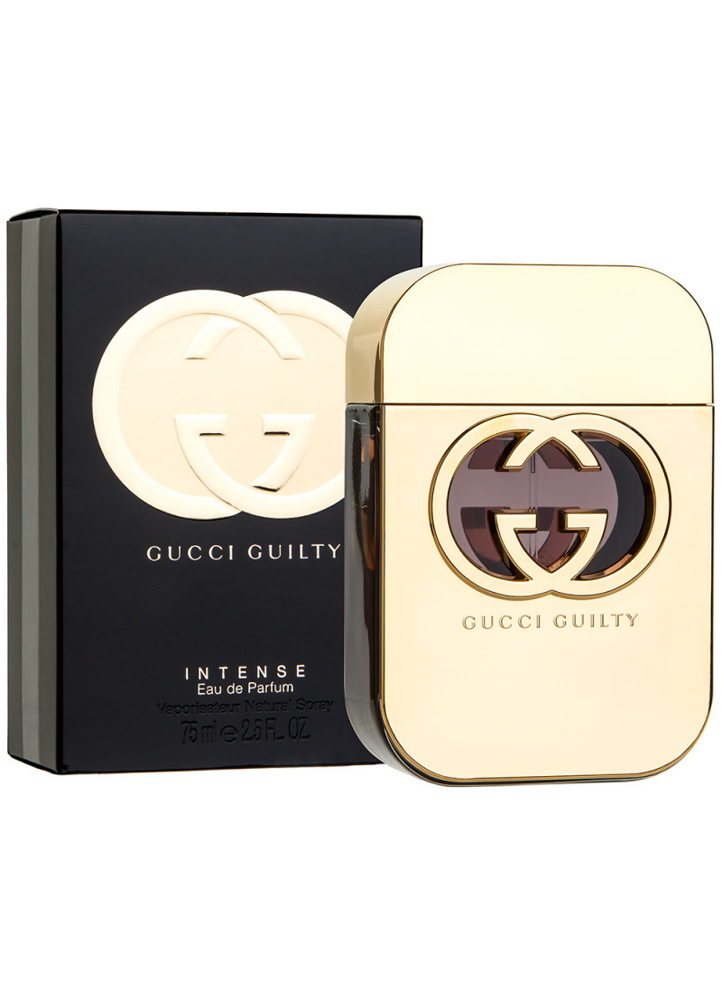 GUCCI GUILTY INTENSE L EDP 75ML