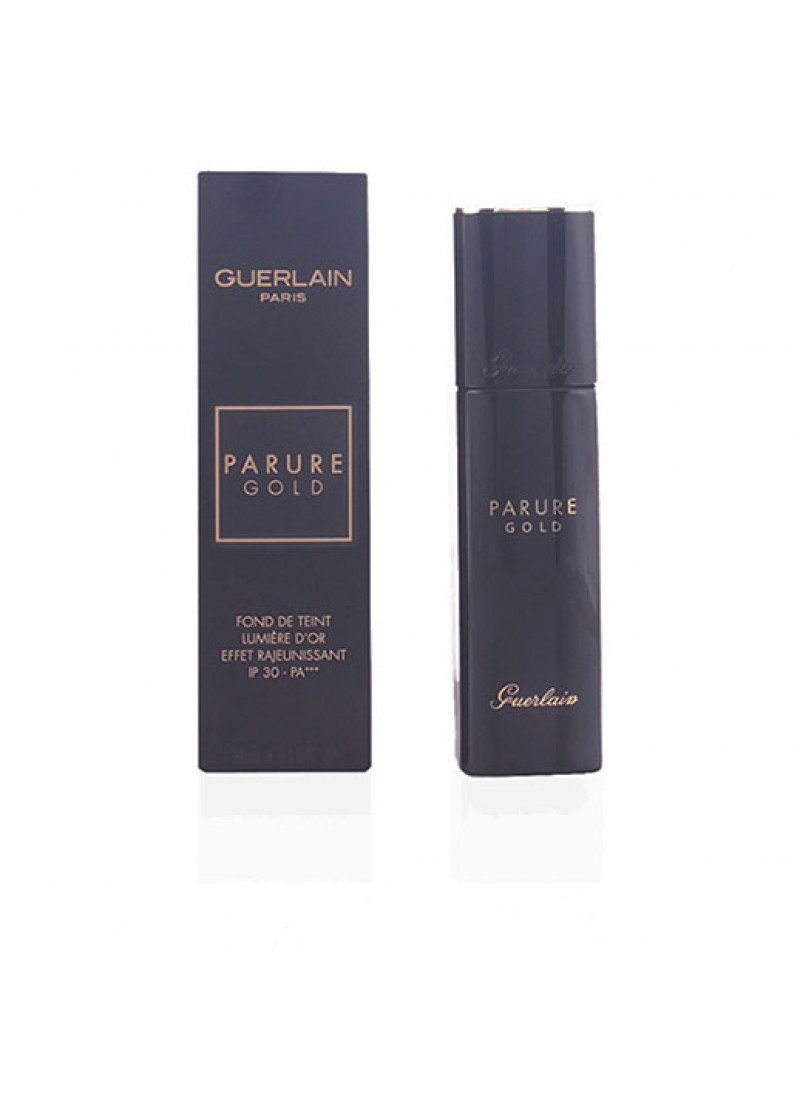 GUERLAIN PARURE GOLD FLUID FOUNDATION 03 NATURAL B...