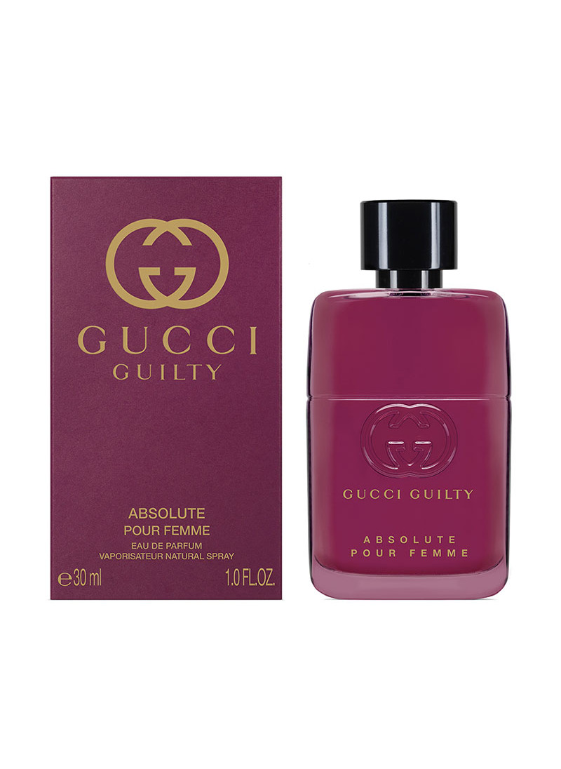 GUCCI GUILTY ABSOLUTE L EDP 30ML