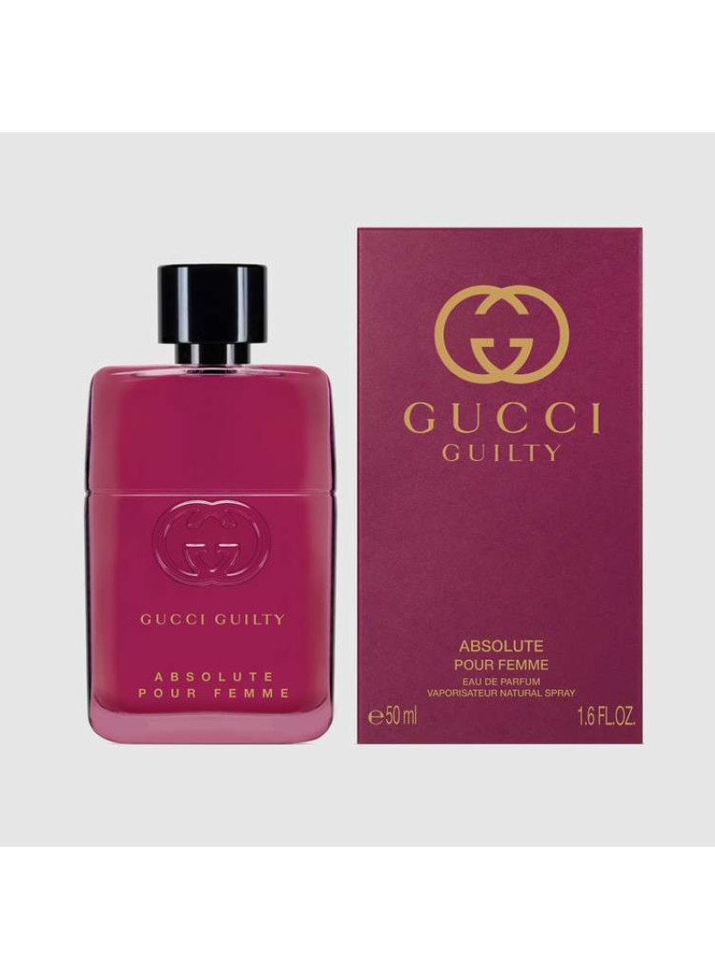 GUCCI GUILTY ABSOLUTE L EDP 50ML