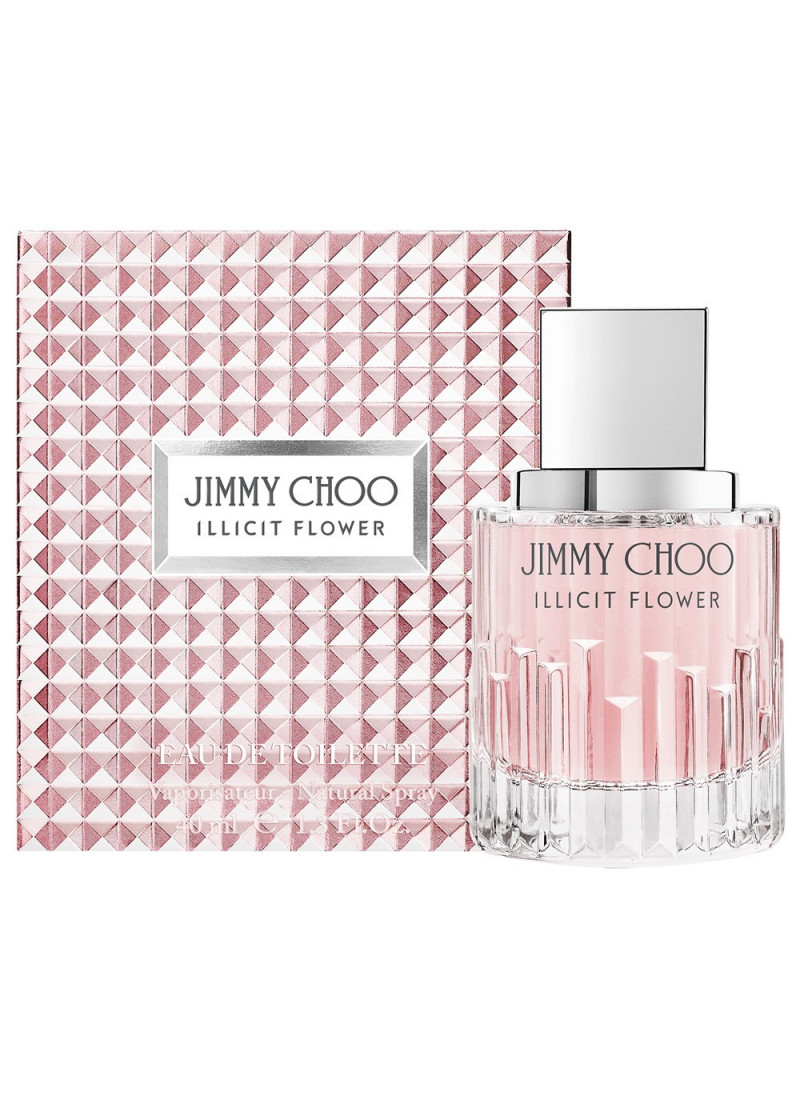 JIMMY CHOO ILLICIT FLOWER EDP 40ML