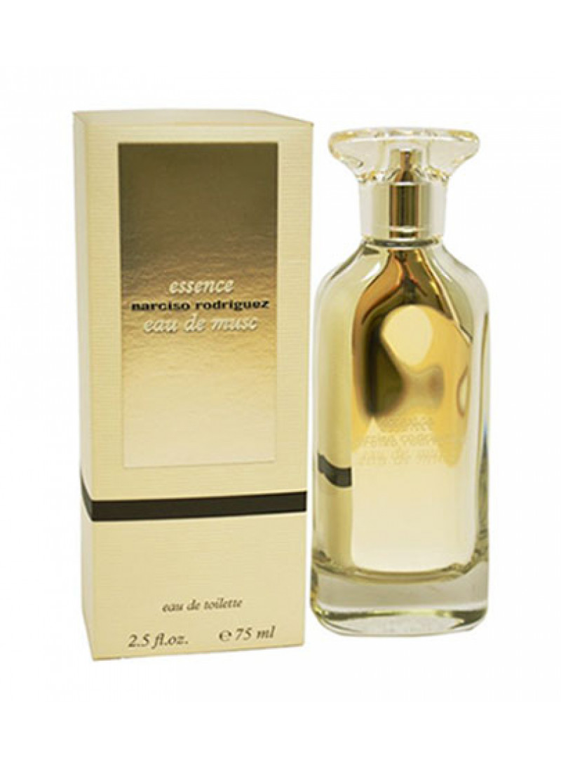 NARCISO RODRIGUEZ ESSENCE EAU DE MUSC EDT L 75ML