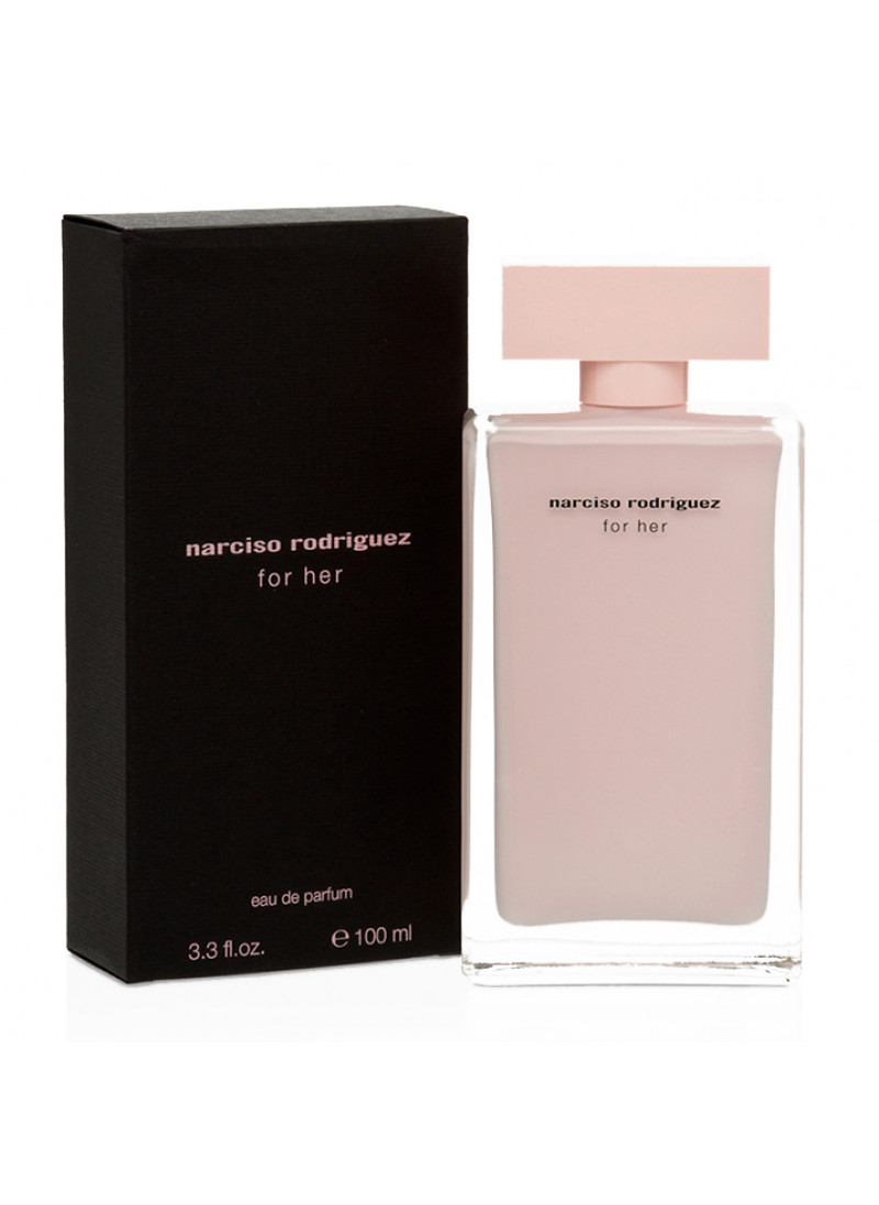 NARCISO RODRIGUEZ FOR HER EDT L 100ML