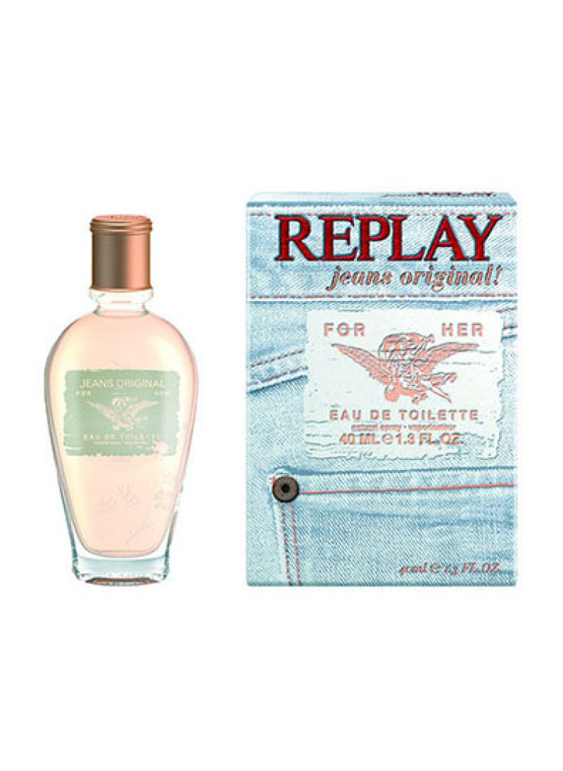 REPLAY HER EDT 40ML