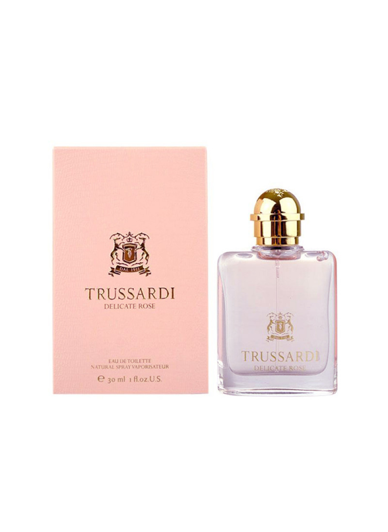 TRUSSARDI DELICATE ROSE EDT L 30ML