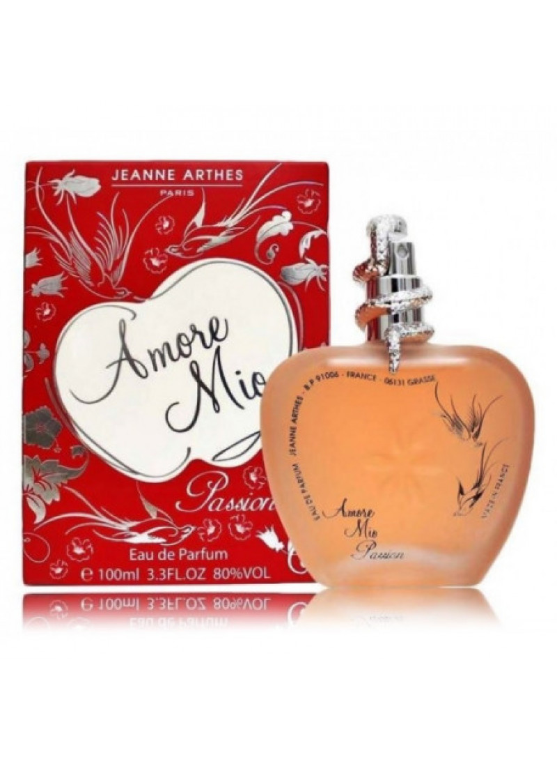 JEANNE ARTHES AMORE MIO PASSION EDP 100ML
